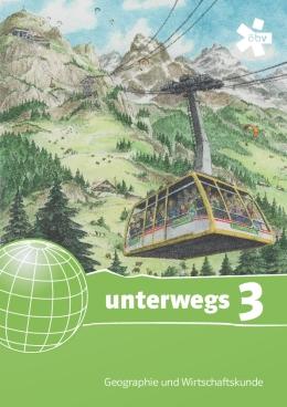 unterwegs 3, Schulbuch