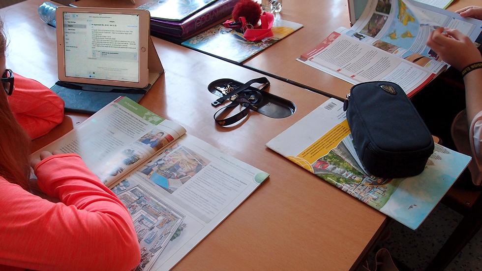 NMS Feuerbachstraße 2A iPad Klasse