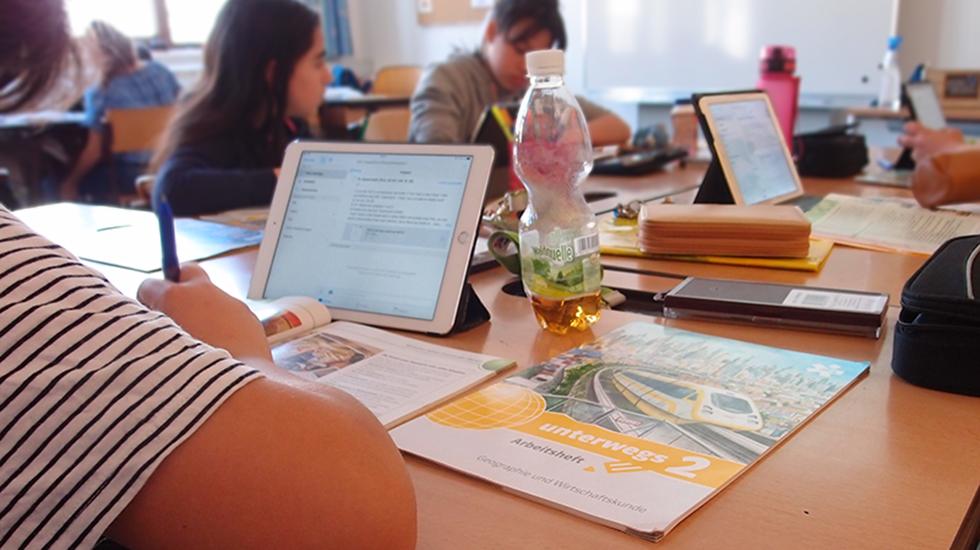 Feuerbachstraße iPad Klasse