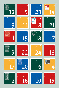 Facebook Adventkalender