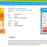 Webseite Produktseite blättern im Buch