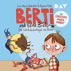 Hörbuch Berti und seine Brüder