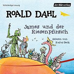 Hörbuch James und der Riesenpfirsich