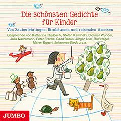 Hörbuch Die schönsten Gedichte für Kinder